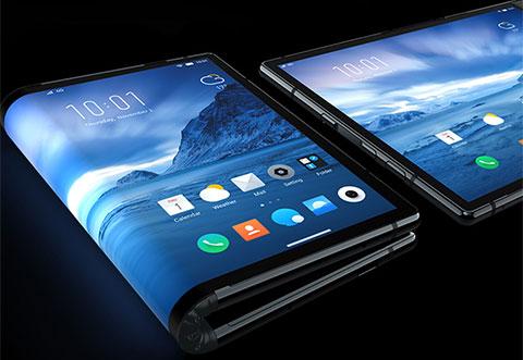 Laptop có thể gập đôi sẽ chuẩn bị được Samsung 'trình làng'?