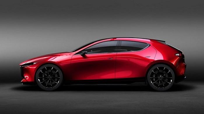 Mazda 3 thế hệ mới đẹp 'long lanh' chuẩn bị ra mắt có gì đặc biệt?