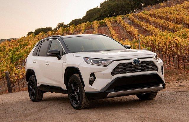 Điểm mặt những tiện ích có trên Toyota RAV4 2019 giá chỉ hơn 600 triệu