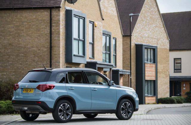 'Điểm mặt' tính năng trên Suzuki Vitara 2019 vừa mở bán giá hơn 500 triệu đồng