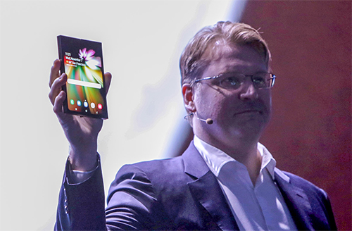 Galaxy F 2019 đắt chưa từng có chuẩn bị ra mắt sở hữu công nghệ gì?