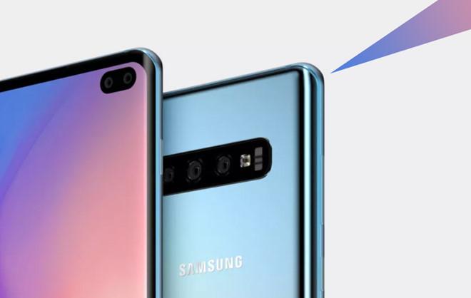 Samsung Galaxy S10 Plus tiếp tục 'gây bão' bởi những hình ảnh vừa rò rỉ