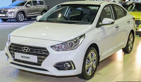 Giá bán chỉ ở mốc 300 triệu, Hyundai Accent 2019 sở hữu những công nghệ gì?