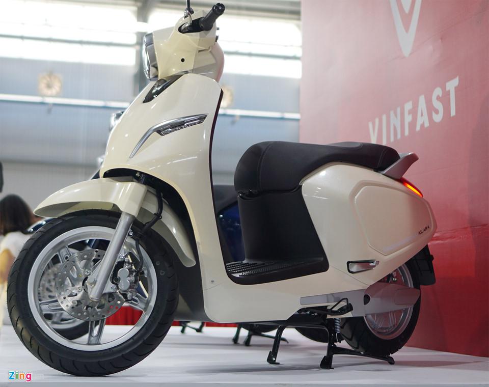Bán hết nhanh trong 'chớp mắt' xe máy điện Klara sở hữu công nghệ gì đặc biệt?