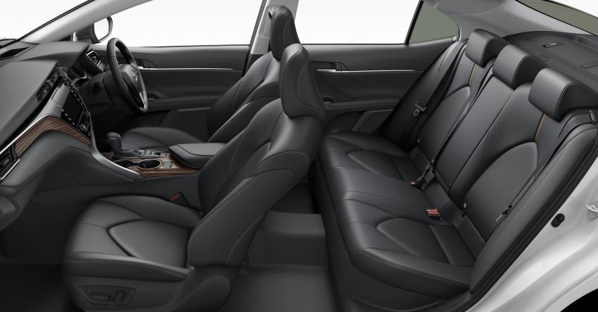 Điểm mặt những tính năng trên Toyota Camry 2019 vừa mở bán giá chỉ từ 800 triệu đồng