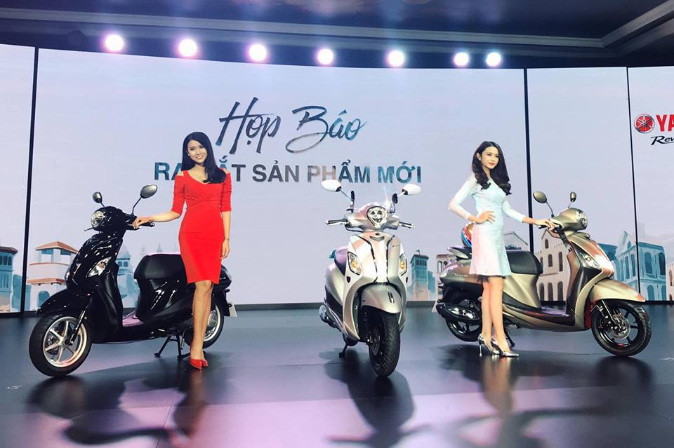 'Điểm mặt' những tính năng mới trên Yamaha Grande Hybrid 2019 giá 45,5 triệu đồng