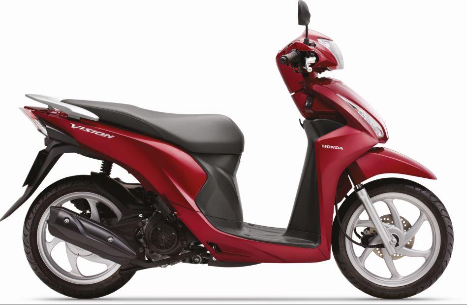 Bị 'đội giá' Honda Vision vẫn bán chạy bởi những ưu điểm này