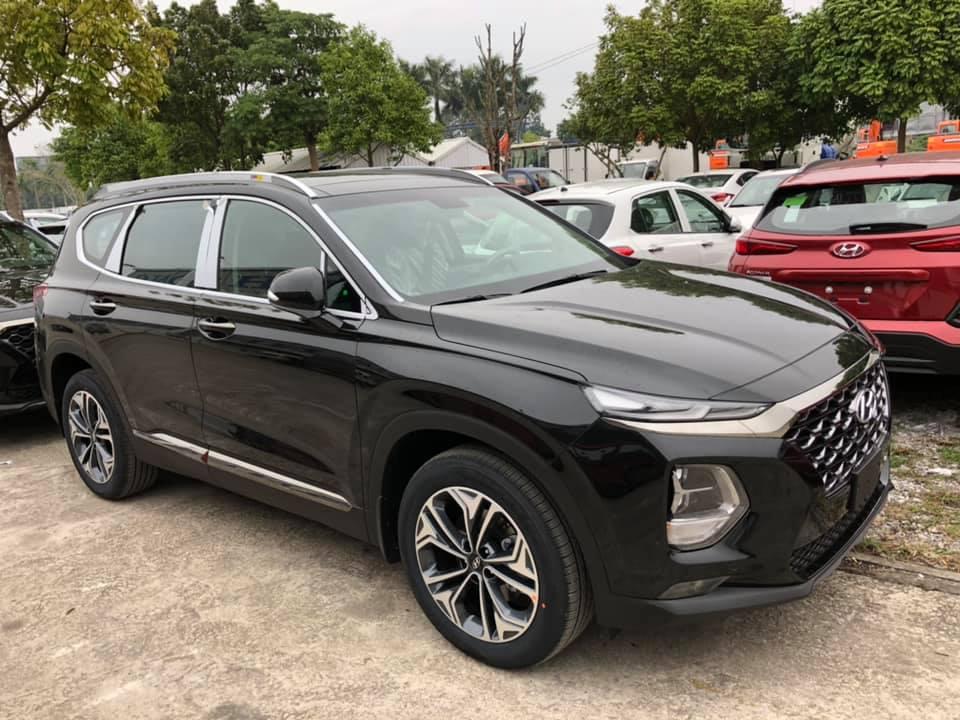 Hyundai Santa Fe 2019 chuẩn bị được 'tung' bán tại thị trường Việt có tính năng gì?