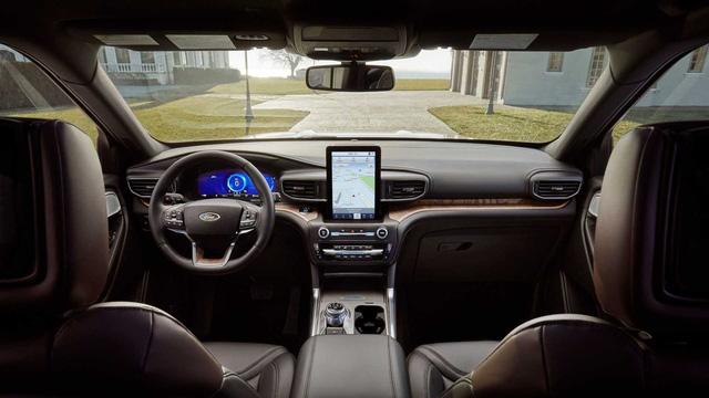 Ford Explorer 2020 vừa lộ diện giá chỉ hơn 700 triệu đồng có tính năng gì hấp dẫn?
