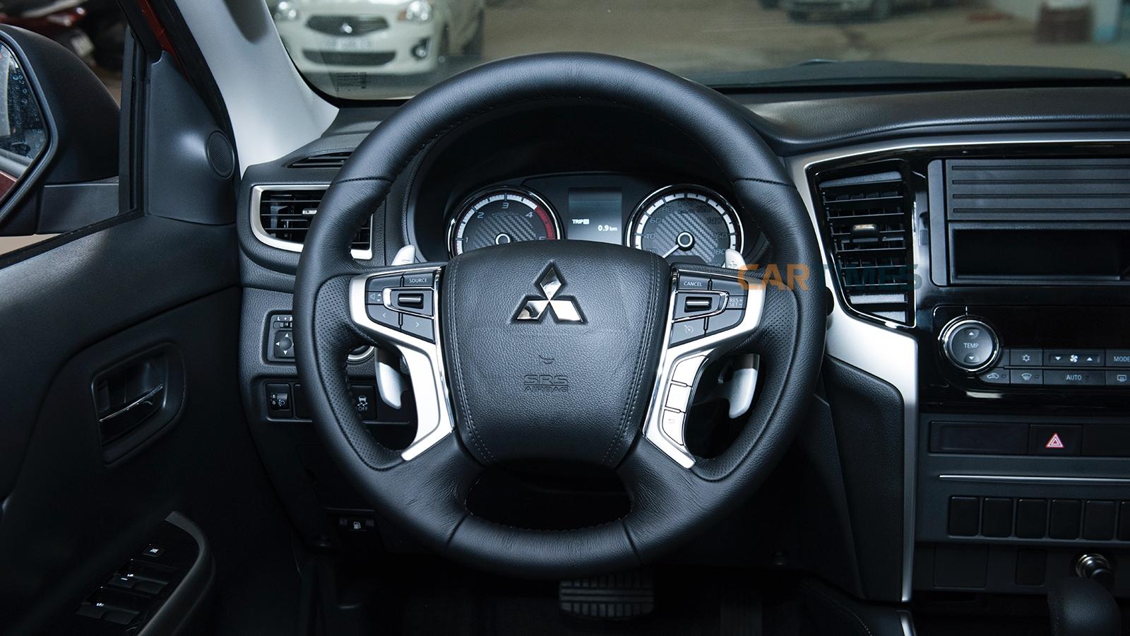 'Soi' tính năng trên Mitsubishi Triton 2019 vừa ra mắt thị trường Việt giá hơn 700 triệu đồng