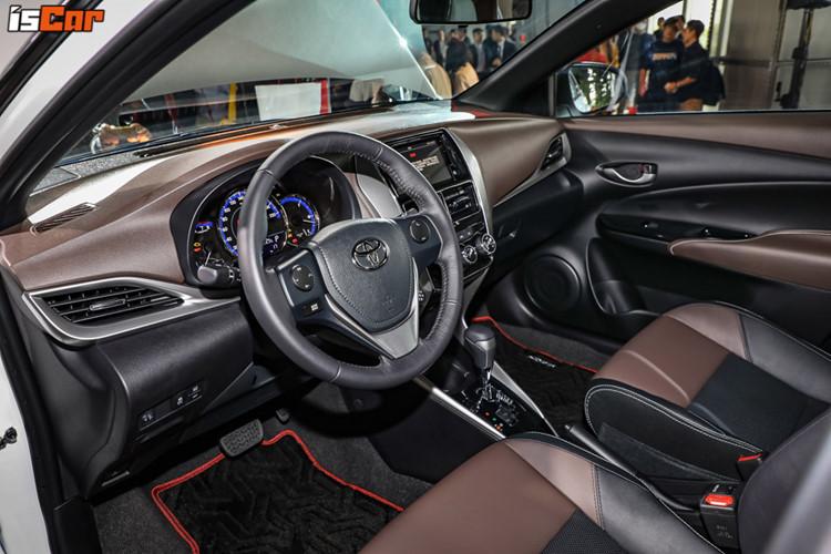 'Điểm mặt' những tính năng trên Toyota Yaris Crossover 2019 vừa ra mắt giá hơn 400 triệu đồng