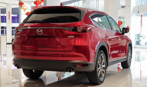 Mazda CX-8 đẹp 'long lanh' vừa ra mắt sở hữu những tính năng gì?