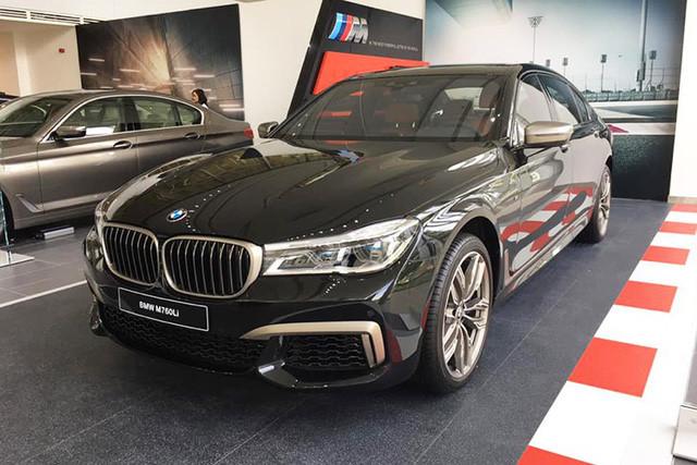 BMW M760Li giá 13 tỷ vừa ra mắt thị trường Việt sở hữu những tính năng nổi bật gì?