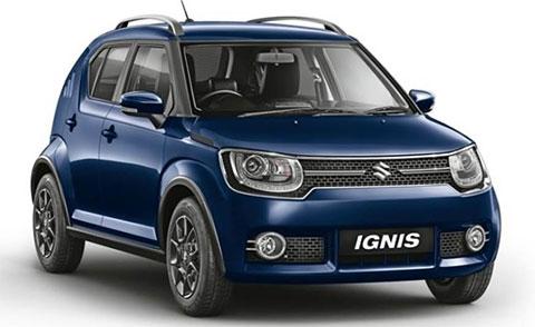 Ô tô Nhật Suzuki Ignis giá chỉ 156 triệu đồng sở hữu những tính năng gì?