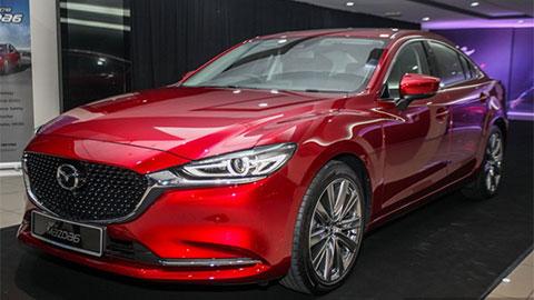 Mazda6 đang được giảm giá 35 triệu đồng sở hữu tính năng gì hấp dẫn?