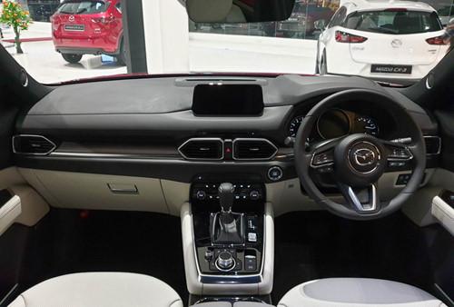 Mazda CX-8 sắp về Việt Nam sở hữu những tính năng gì?