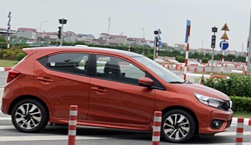 Honda Brio chuẩn bị mở bán tại Việt Nam với giá siêu rẻ sở hữu những tính năng gì?