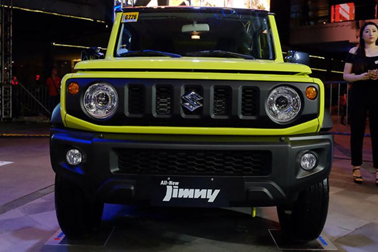 'Soi' công nghệ trên Suzuki Jimmy 2019 giá 433 triệu có khả năng về Việt Nam
