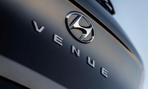 Xe giá rẻ Hyundai Venue sắp được ra mắt được trang bị những gì?