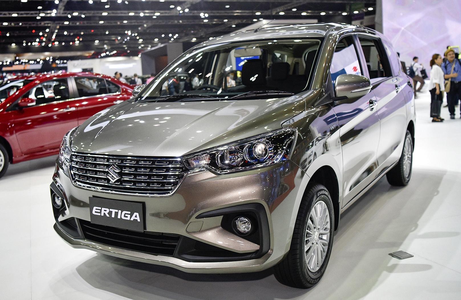 Suzuki Ertiga 2019 sắp về Việt Nam giá hơn 400 triệu có gì hấp dẫn?