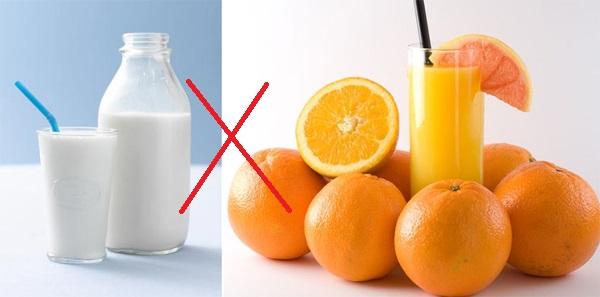 Cần bỏ ngay thói quen nguy hiểm này khi uống nước cam