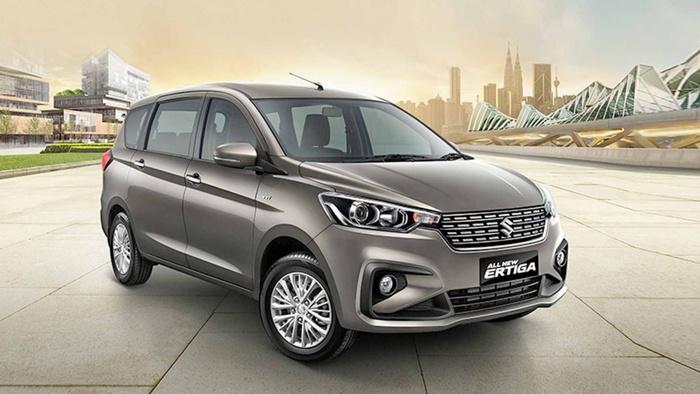 Đẹp 'long lanh' giá chỉ dưới 500 triệu, Suzuki Ertiga 2019 được trang bị những gì?