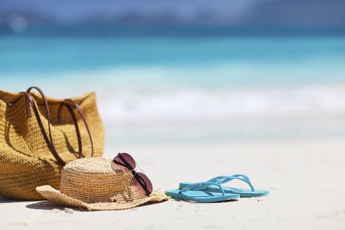 Những vật dụng cần thiết khi đi du lịch biển vào mùa hè