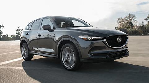 'Soi' công nghệ và ứng dụng trên Mazda CX-5 phiên bản máy dầu giá 950 triệu