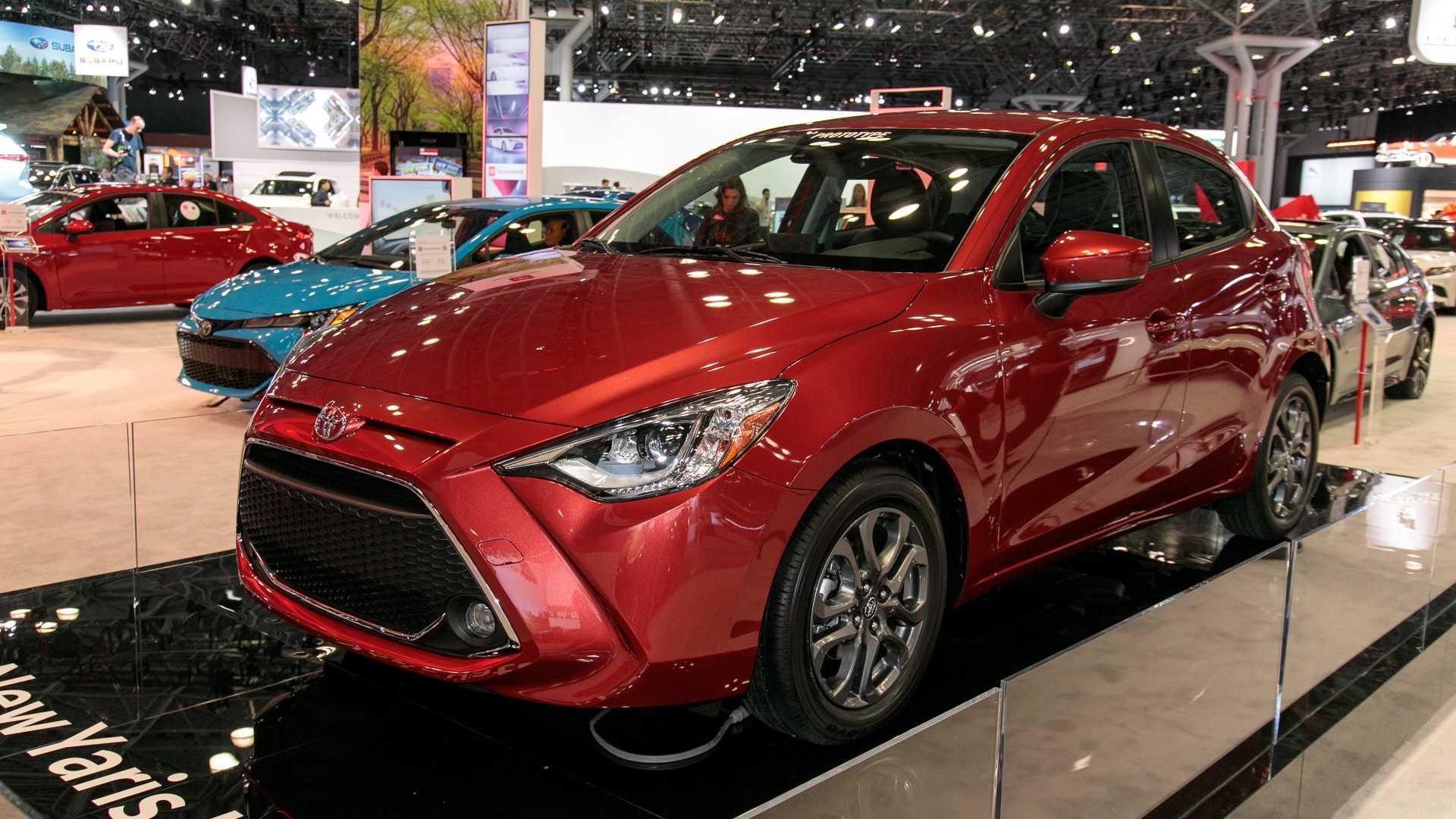 Toyota Yaris hatchback 2020 đẹp 'long lanh' vừa ra mắt sở hữu những tính năng gì?