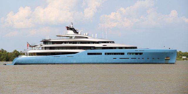 Du thuyền giá 3.450 tỷ của ông chủ Tottenham đang ở Phú Quốc được trang bị những gì?