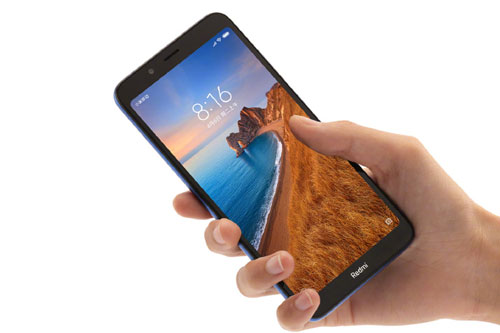 Smartphone giá rẻ - Redmi 7A vừa được ra mắt được trang bị những gì?