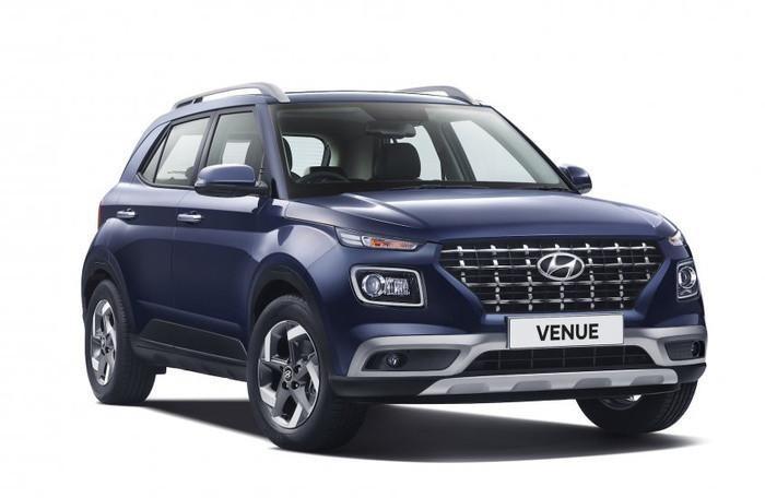 Vừa ra mắt đã cháy hàng, xe giá rẻ Hyundai Venue được trang bị những gì?