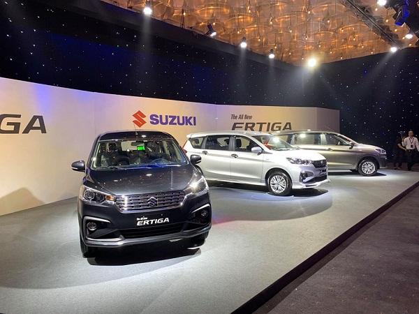 Giá rẻ nhất phân khúc MPV 7 chỗ, Suzuki Ertiga được trang bị những gì?