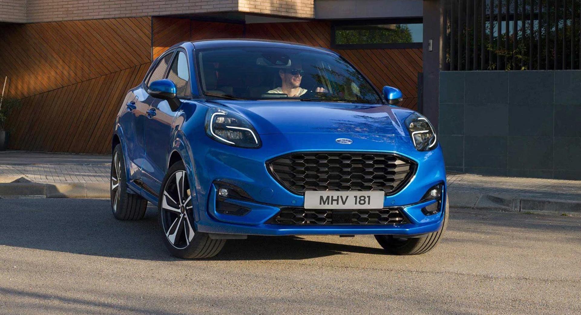 Ford Puma 2019 vừa lộ diện sở hữu những tính năng, công nghệ gì?