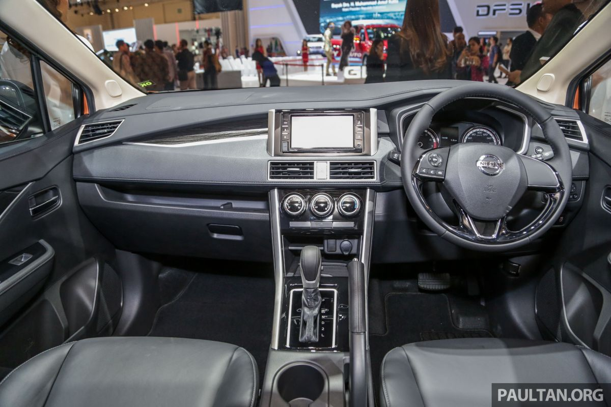 Vừa ra mắt giá chỉ hơn 300 triệu, Nissan Livina được trang bị những gì?