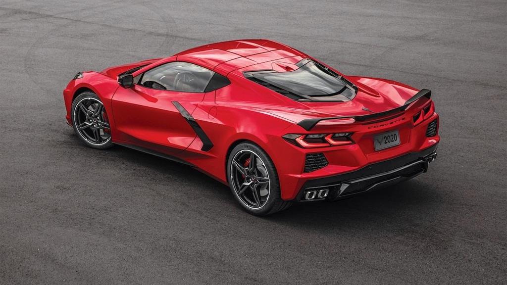 Chevrolet Corvette C8 đẹp 'long lanh' vừa ra mắt sở hữu những công nghệ gì?