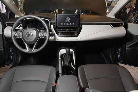 Đẹp 'long lanh' giá chỉ hơn 500 triệu, Toyota Corolla Altis thế hệ mới được trang bị những gì?
