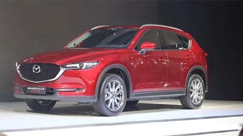 Mazda CX-5 bản nâng cấp giá từ 899 triệu được trang bị những gì?