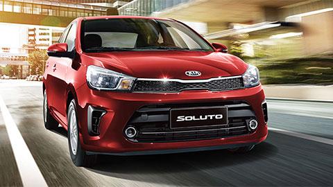Kia Soluto 2019 sắp về Việt Nam giá từ 390 triệu được trang bị những gì?