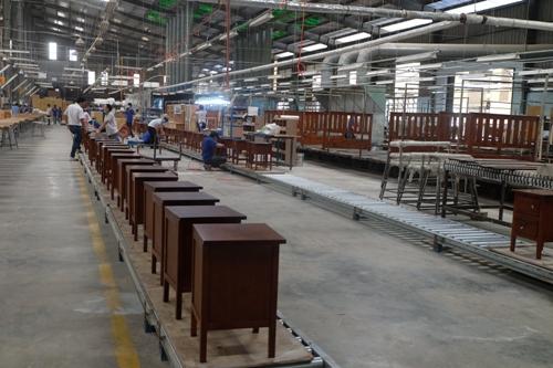 Ứng dụng công nghệ cao: Giải pháp nâng cao năng suất cho doanh nghiệp gỗ