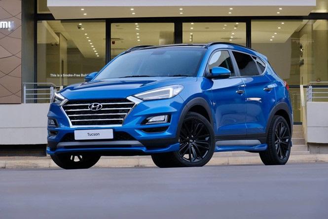 Hyundai Tucson Sport 2020 đẹp 'long lanh' vừa ra mắt được trang bị những gì?