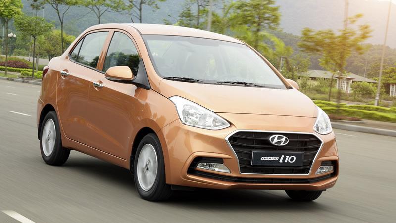 Top 5 ô tô bán chạy nhất thị trường Việt