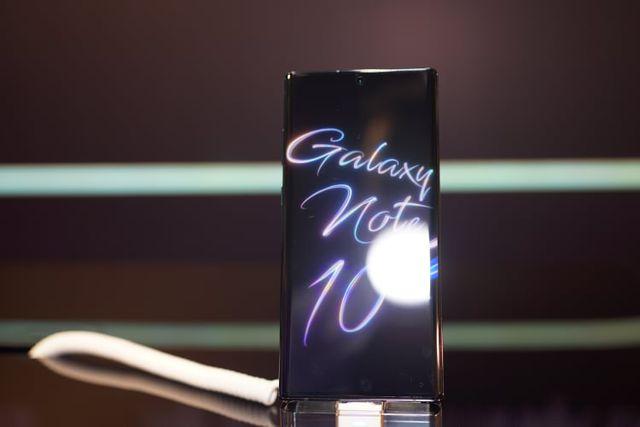 'Soi' tính năng và công nghệ trên Galaxy Note 10 vừa ra mắt thị trường Việt