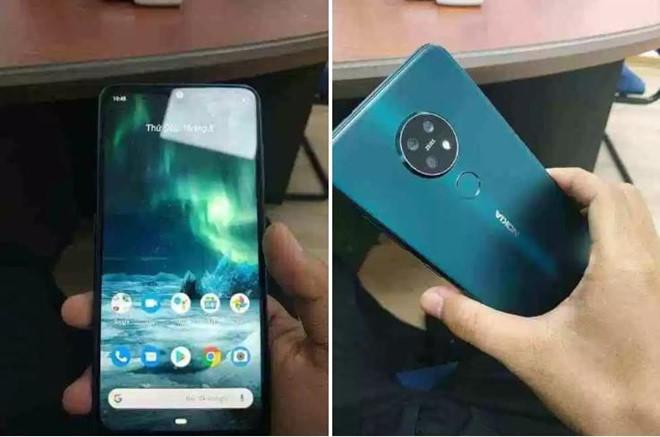 'Soi' công nghệ và ứng dụng trên Nokia 7.2 chuẩn bị được ra mắt