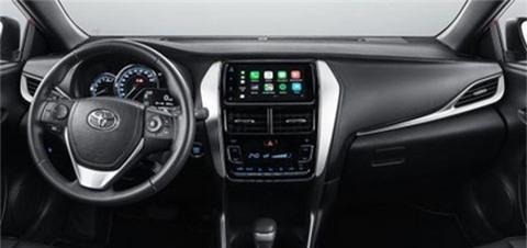 'Điểm mặt' những tính năng mới có trên Toyota Yaris bản nâng cấp