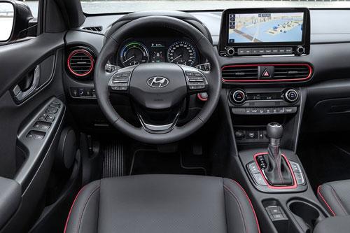 Đẹp 'long lanh' giá hơn 600 triệu, Hyundai Kona Hybrid 2020 có gì nổi bật?