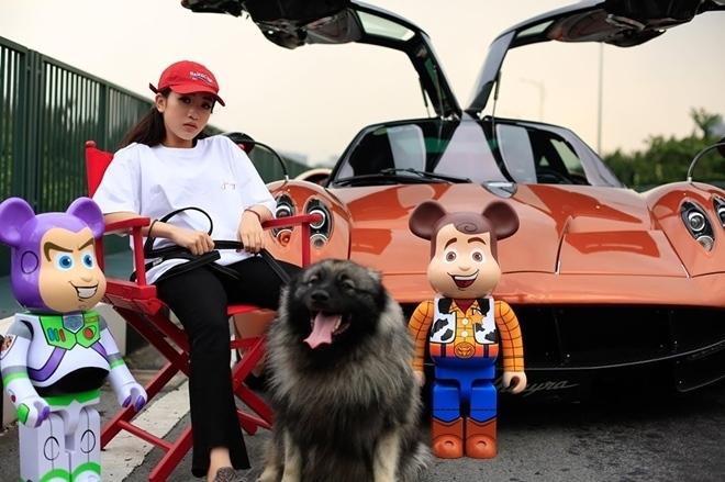 Chiếc siêu xe giá 80 tỷ được con gái Minh nhựa ưu ái có gì đặc biệt?