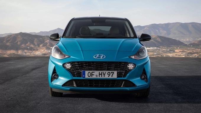Hyundai i10 2020 vừa được hé lộ có gì đặc biệt?