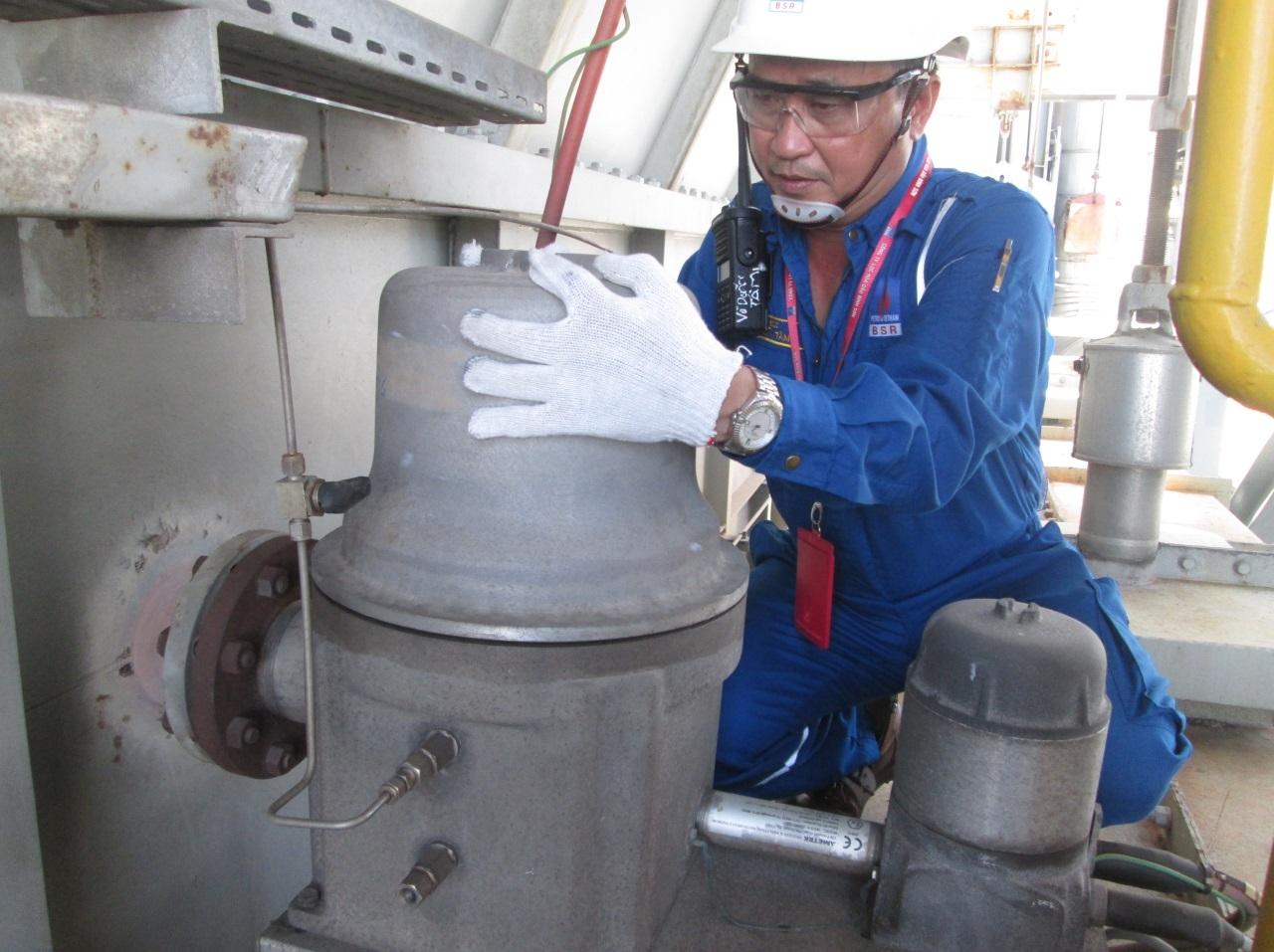 Lọc hóa dầu Bình Sơn tiết kiệm 1,2 tỷ đồng nhờ thực hiện Kaizen