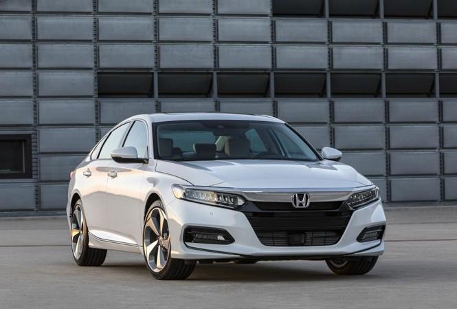 Honda Accord thế hệ mới chuẩn bị ra mắt thị trường Việt có gì đặc biệt?